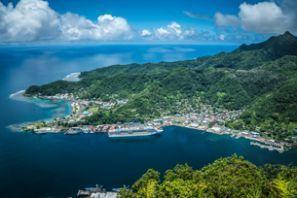 Autopožičovňa Americká Samoa