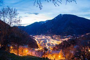 Prenájom auta Andorra La Vella, Andorra
