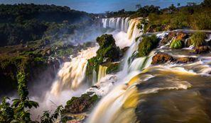 Prenájom auta Iguazu, Argentína