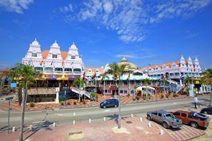 Prenájom auta Oranjestad, Aruba