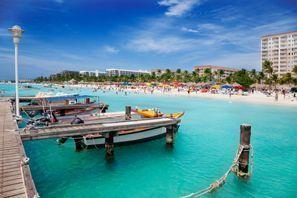Prenájom auta Palm Beach, Aruba