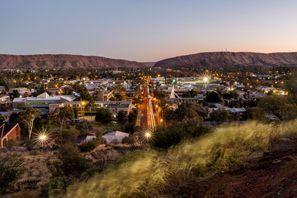 Prenájom auta Alice Springs, Austrália