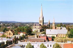 Prenájom auta Bendigo, Austrália
