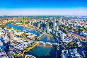 Prenájom auta Brisbane, Austrália