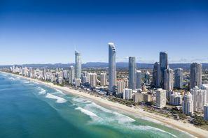 Prenájom auta Gold Coast, Austrália