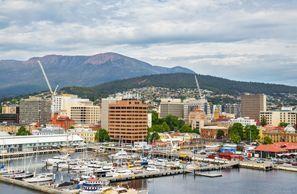 Prenájom auta Hobart, Austrália