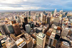 Prenájom auta Melbourne, Austrália