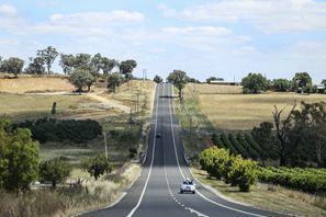 Prenájom auta Mudgee, Austrália