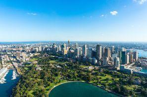Prenájom auta Parramatta, Austrália