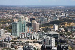 Prenájom auta South Melbourne, Austrália