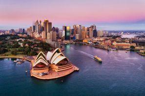 Prenájom auta Sydney, Austrália
