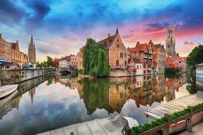 Prenájom auta Bruges, Belgicko