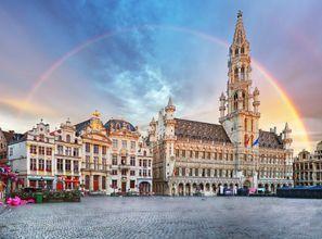 Prenájom auta Brussels, Belgicko