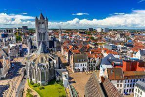 Prenájom auta Ghent, Belgicko
