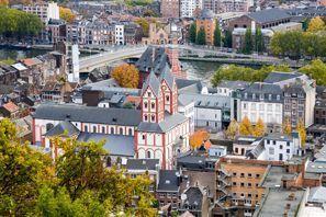 Prenájom auta Liege, Belgicko
