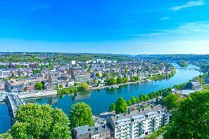 Prenájom auta Namur, Belgicko