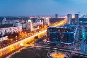 Prenájom auta Minsk, Bielorusko