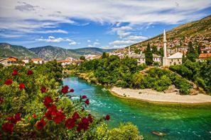 Prenájom auta Mostar, Bosna
