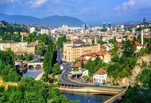 Prenájom auta Sarajevo, Bosna