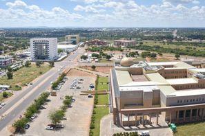 Prenájom auta Gaborone, Botsvana