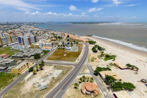 Prenájom auta Aracaju, Brazília