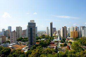 Prenájom auta Belem, Brazília