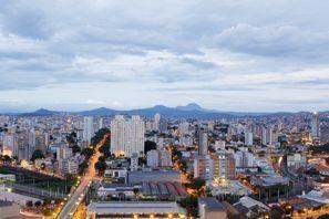 Prenájom auta Betim, Brazília