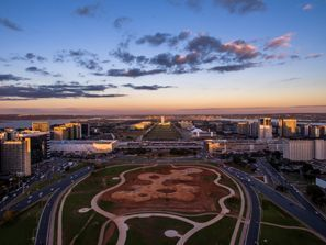 Prenájom auta Brasilia, Brazília