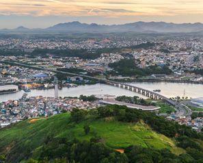 Prenájom auta Cariacica, Brazília