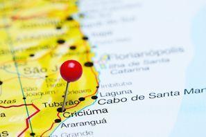 Prenájom auta Criciuma, Brazília