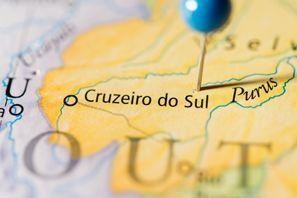 Prenájom auta Cruzeiro do Sul, Brazília