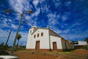 Prenájom auta Cuiaba, Brazília