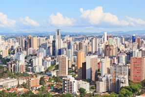 Prenájom auta Curitiba, Brazília