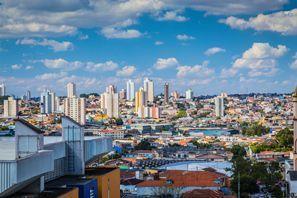 Prenájom auta Diadema, Brazília