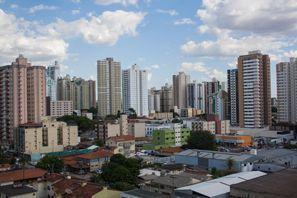 Prenájom auta Goiania, Brazília