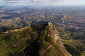 Prenájom auta Guanhaes, Brazília