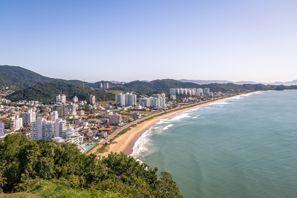 Prenájom auta Itajai, Brazília