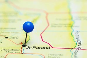 Prenájom auta Ji-Parana, Brazília