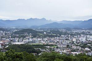Prenájom auta Joinville, Brazília