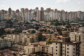 Prenájom auta Londrina, Brazília