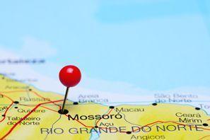 Prenájom auta Mossoro, Brazília