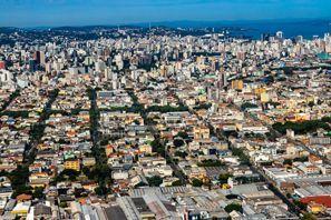 Prenájom auta Osvaldo Aranha, Brazília
