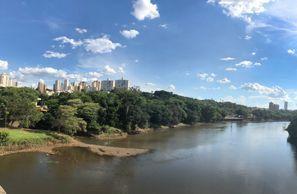 Prenájom auta Piracicaba, Brazília