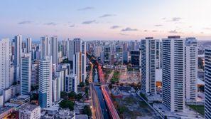 Prenájom auta Recife, Brazília