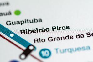 Prenájom auta Ribeirao Pires, Brazília