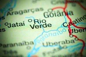 Prenájom auta Rio Verde, Brazília