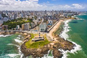 Prenájom auta Salvador, Brazília