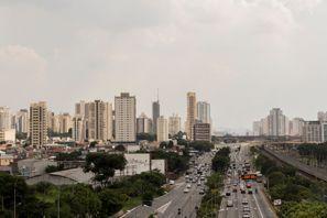 Prenájom auta Santo Andre, Brazília