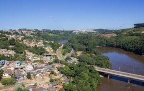 Prenájom auta Telemaco Borba, Brazília