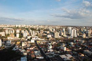 Prenájom auta Uberlandia, Brazília